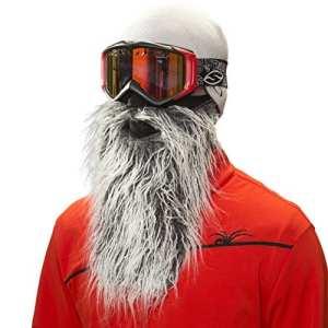Beardski Harlee Gris Masque de ski