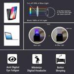 HQMGLASSES Lunettes de Lecture Anti-Bleues de Zoom intelligents pour Hommes, HD Progressive Multifical Anti-Fatigue de lentille d'ordinateur de Lunettes de diopère +1,0 à +3.0,Gris,+2.0
