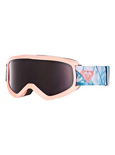 Roxy Day Dream-Masque de Snow/Ski pour Femme, Ocean Depths Beauvallon Bay, FR Unique (Taille Fabricant : 1SZ)