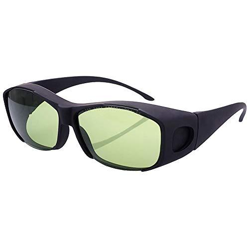RUNMIND Lunettes de protection laser de sécurité 980 nm, 1064 nm, 10600 nm (10,6 um) Longueur d'onde pour la beauté et la cosmétologie Protection des yeux, Marquage de fibres/soudage/machine de coupe