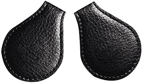 ZGHYBD Reinventing Eyewear Housse de protection magnétique pour lunettes, clip de protection pour lunettes, protection d'écran en cuir anti-rayures pour tous les types de lunettes de vue