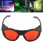 Emoshayoga Lunettes de protection, lunettes de sécurité pour protéger les yeux pour la protection humaine