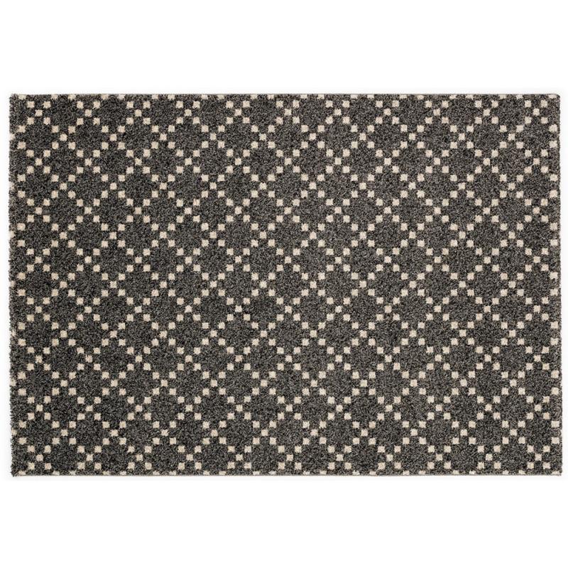 tapis d entree coco noir