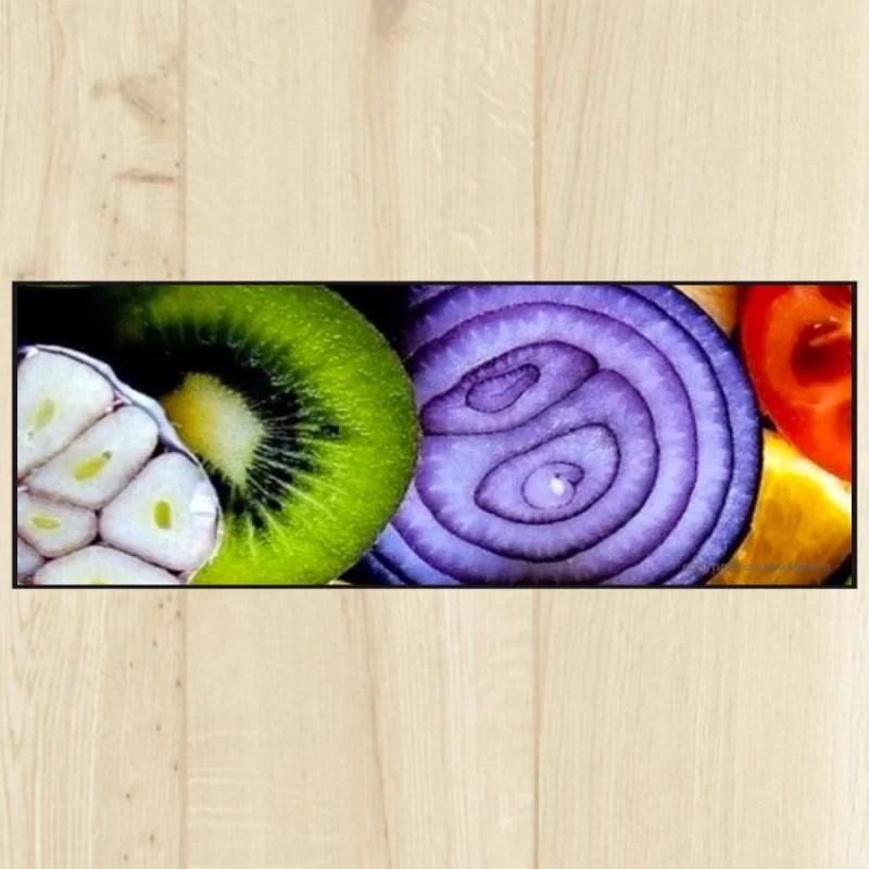 tapis cuisine condiments