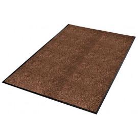 tapis d entree grand format tapis professionnel entreprise tapis couleur bronze