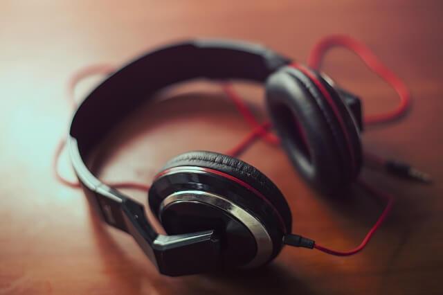 casque audio pour écouter les séances d'hypnose