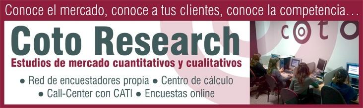 Coto Consulting Investigación Mercados