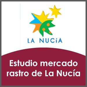Estudio mercado rastro de La Nucia Ajuntament de la Nucia