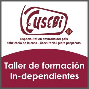 Taller de formacion In-dependientes Eusebi