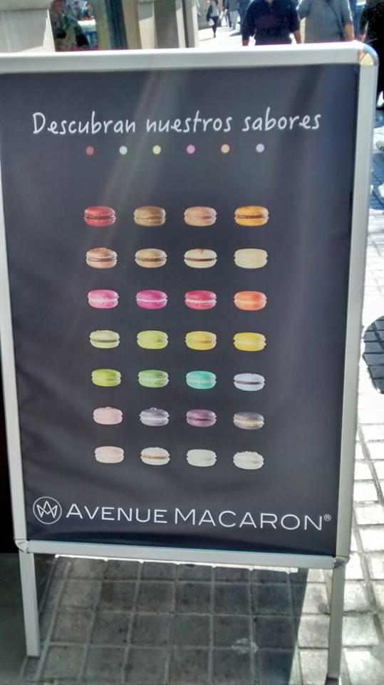avenue macaron