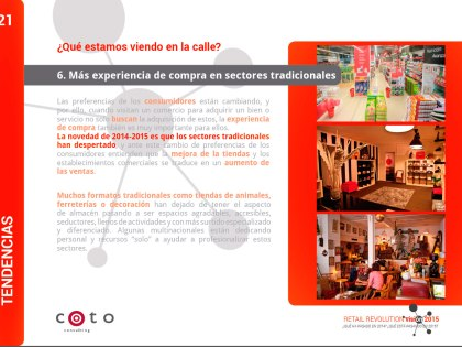 Retail Revolution 2015: Análisis y tendencias