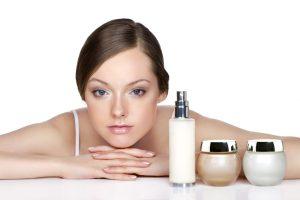 cremas faciales estudio de mercado