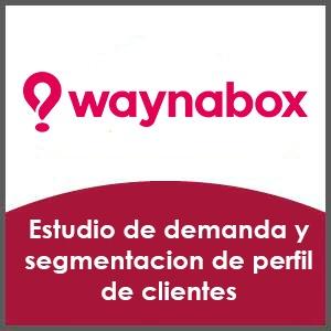 segmentación de perfil de clientes para Wayna Box
