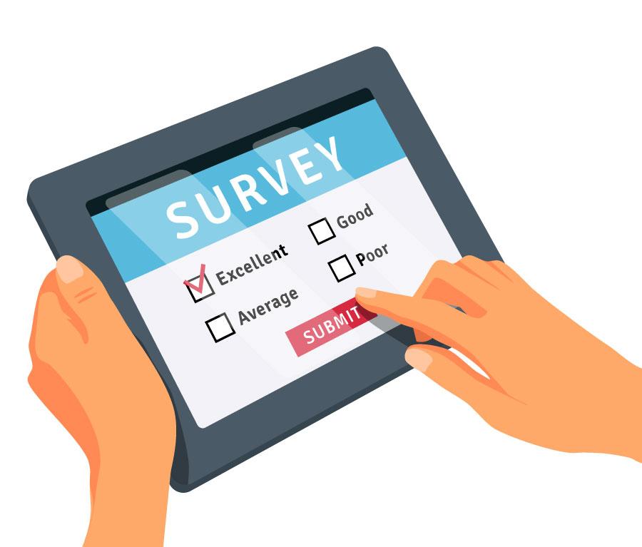 Encuestas online (CAWI). Panel de consumidores. Gestión envíos