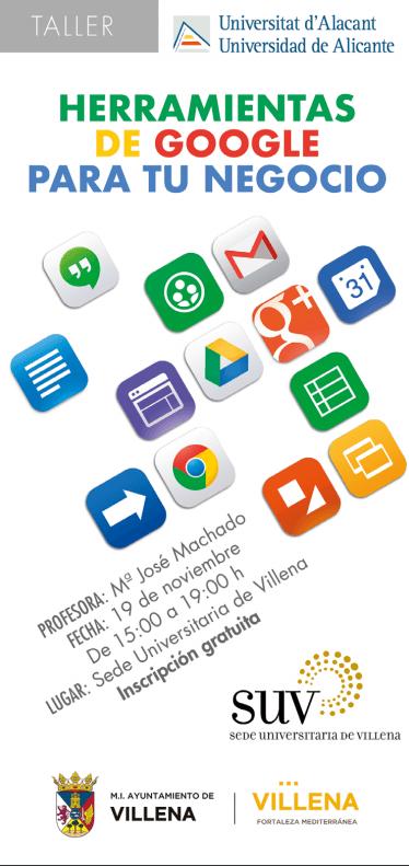 Taller Herramientas de Google para tu negocio_1