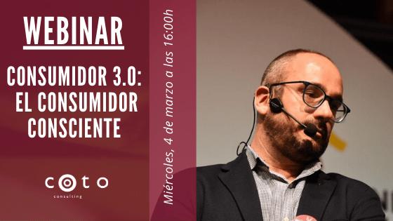 WEBINAR: CONSUMIDOR 3.0