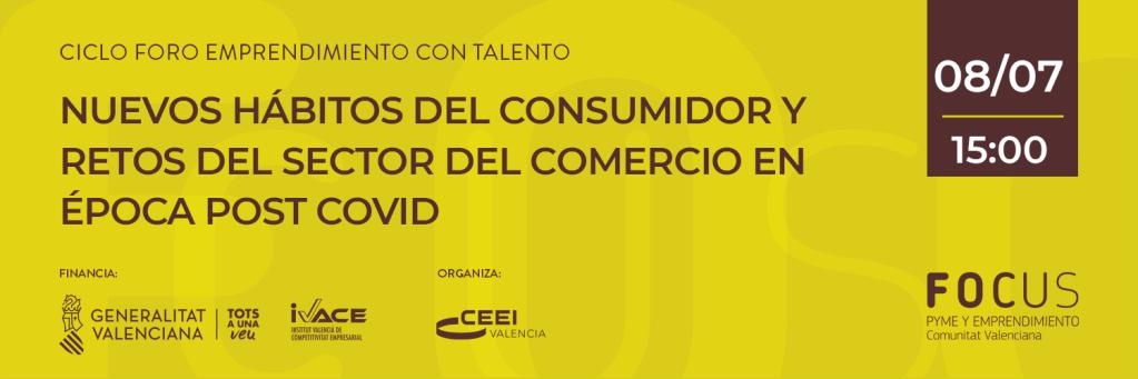 Ciclo Foro Emprendimiento con Talento Sector Comercio