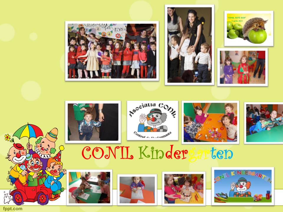 CONIL KINDERGARTEN