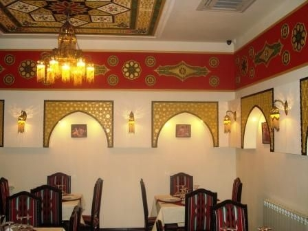 Restaurantul Decano Cotroceni