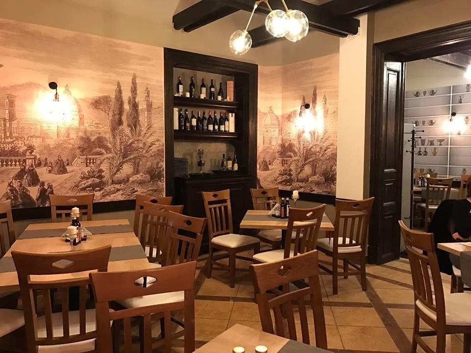 Restaurantul Opera House Cotroceni