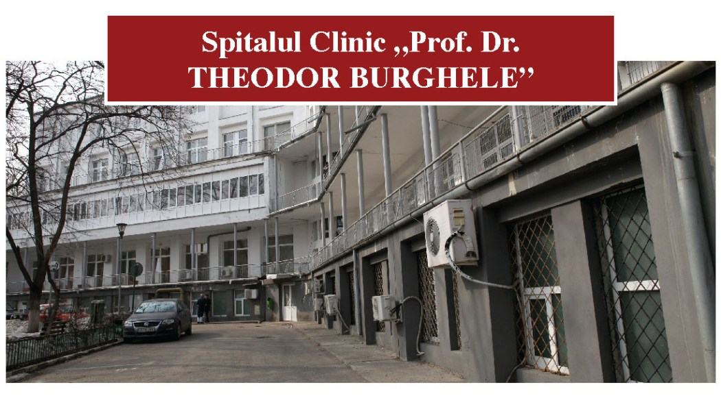 SPITALUL CLINIC TEODOR BURGHELE