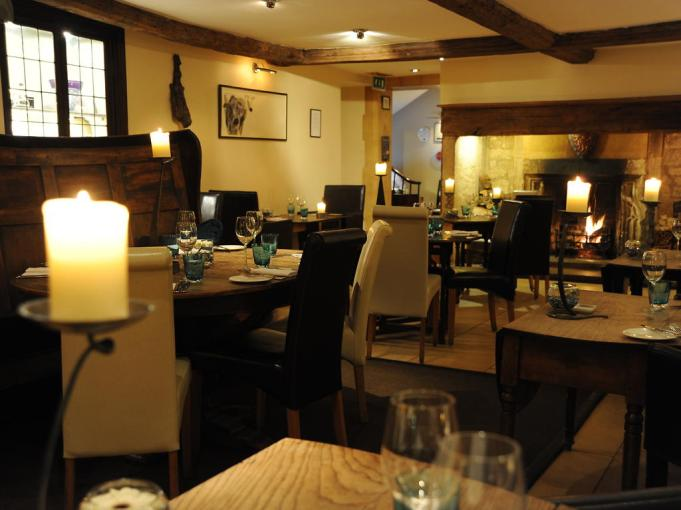 kings hotel restaurant chipping campden cotswolds
