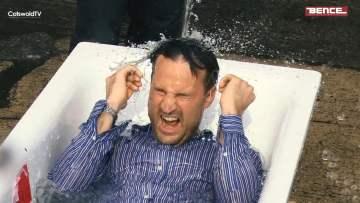 Bence Ice Bucket Challenge