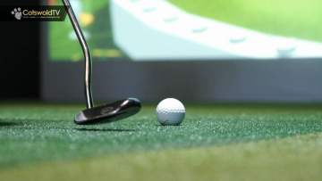 Brickhampton Golf Course Sports Simulator Fun Elements