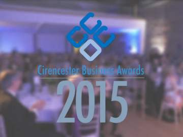Cirencester Chamber of Commerce Business Awards 2015