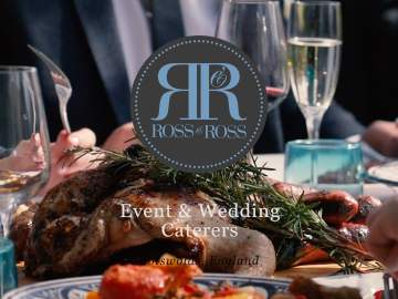 Ross and Ross Event and Wedding Caterers
