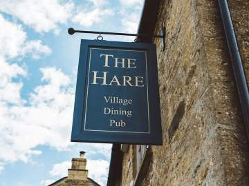 The Hare at Milton-under-Wychwood