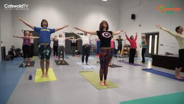 Your Community Fitness – Vinyasa Yoga