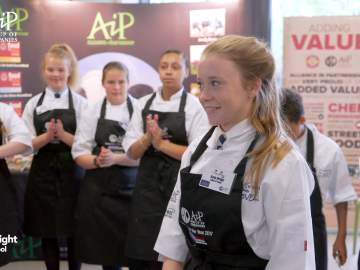 AiP Young Chef of the Year 2017