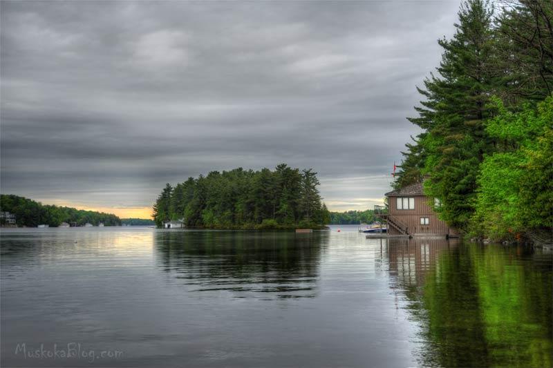 Crane Island Lake Joe Muskoka Blog