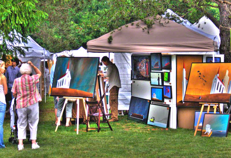 The Muskoka Arts And Crafts Summer Show Muskoka Blog