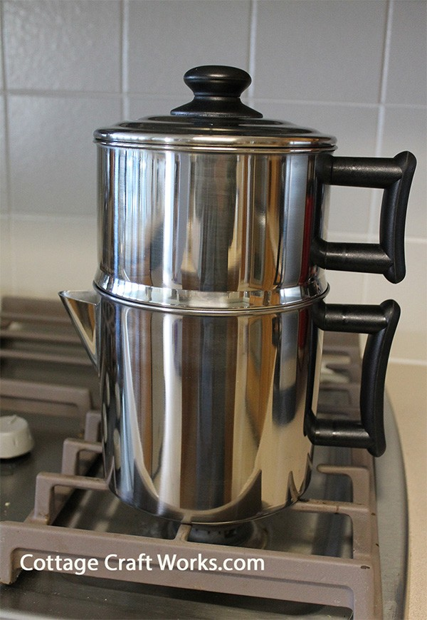 Old Fashioned Drip Coffee Maker Cooking Utensils