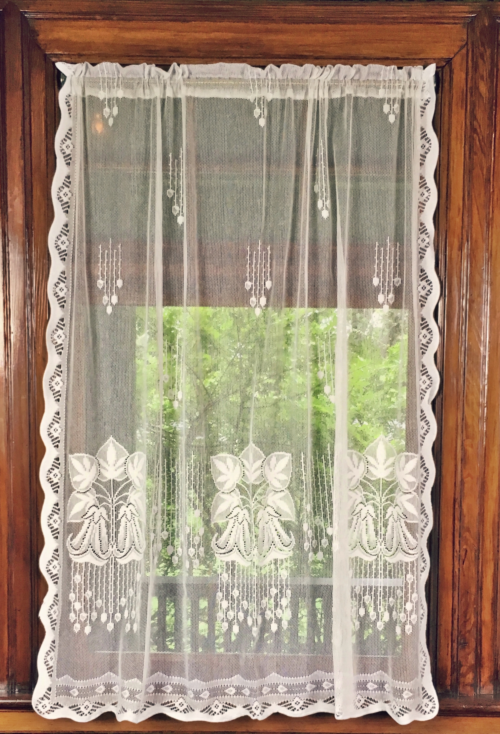 Meadow Lily Cooper Lace
