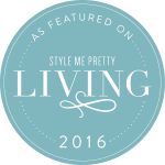 Cottage Luxe Boutique Event Rentals Raleigh Style Me Pretty Living Badge