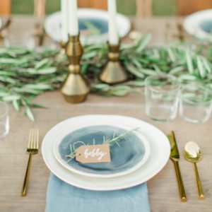 The Collection, Tableware + Flatware