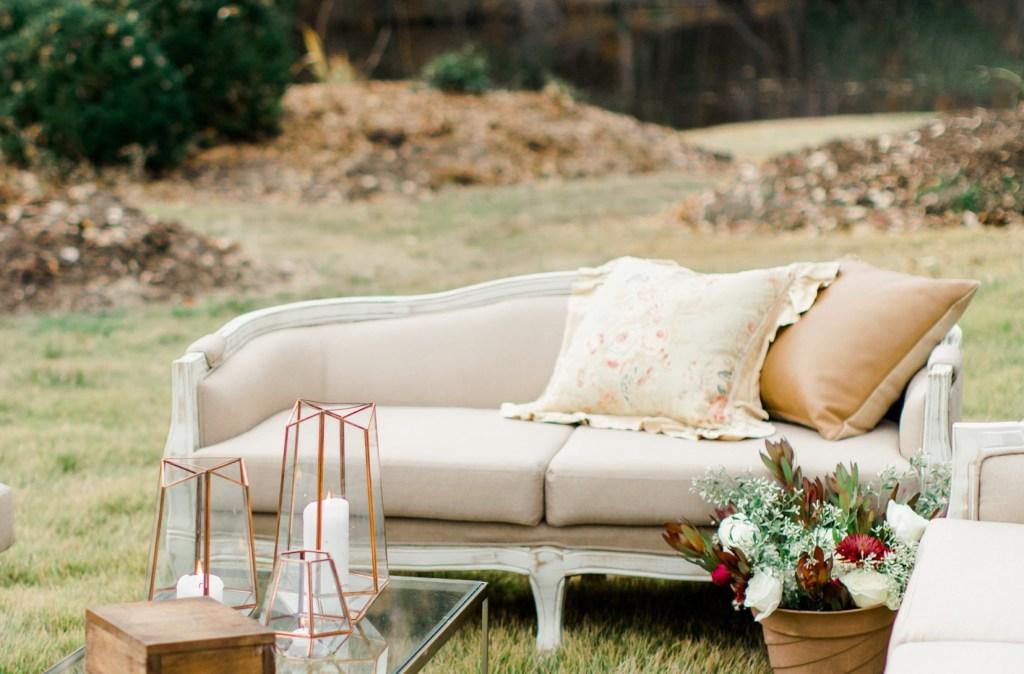 Lounge Area example with Mimi Sofa