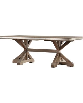 Accent Table, Rhett Trestle Coffee Table
