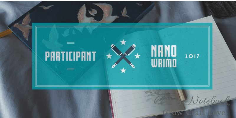Love | NaNoWriMo And The Week Two Blues.