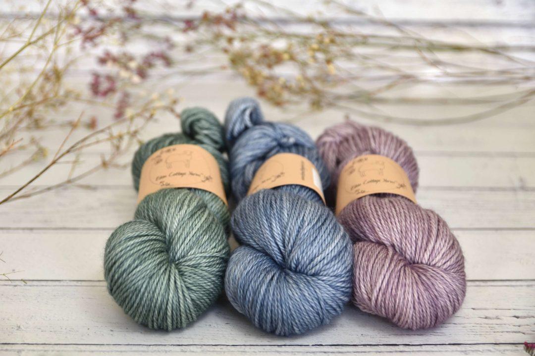 Craft   Interview with Eden Cottage Yarns