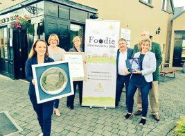 The Foodie Destinations 2016 team