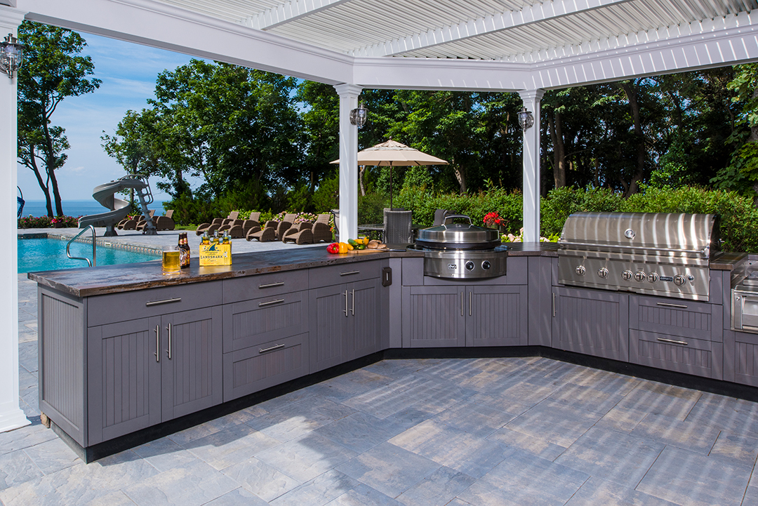 Get Ready For Summer With These Outdoor Kitchen Ideas Cottages Gardens
