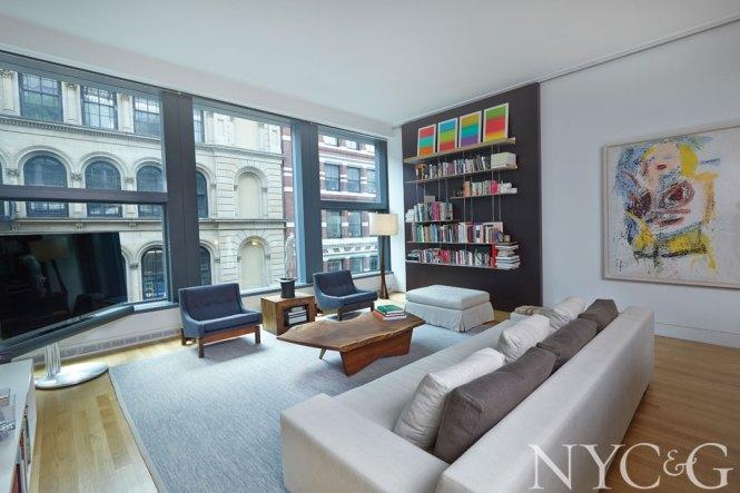 The New York City Apartments Of Daniel
