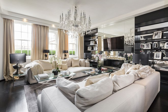 Luxe London Apartment Lists