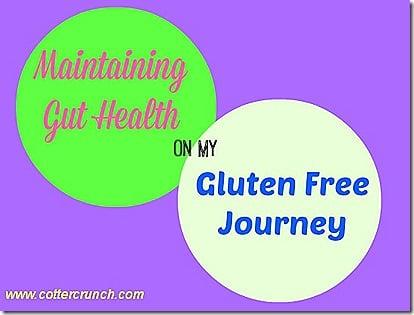maintaining gut health