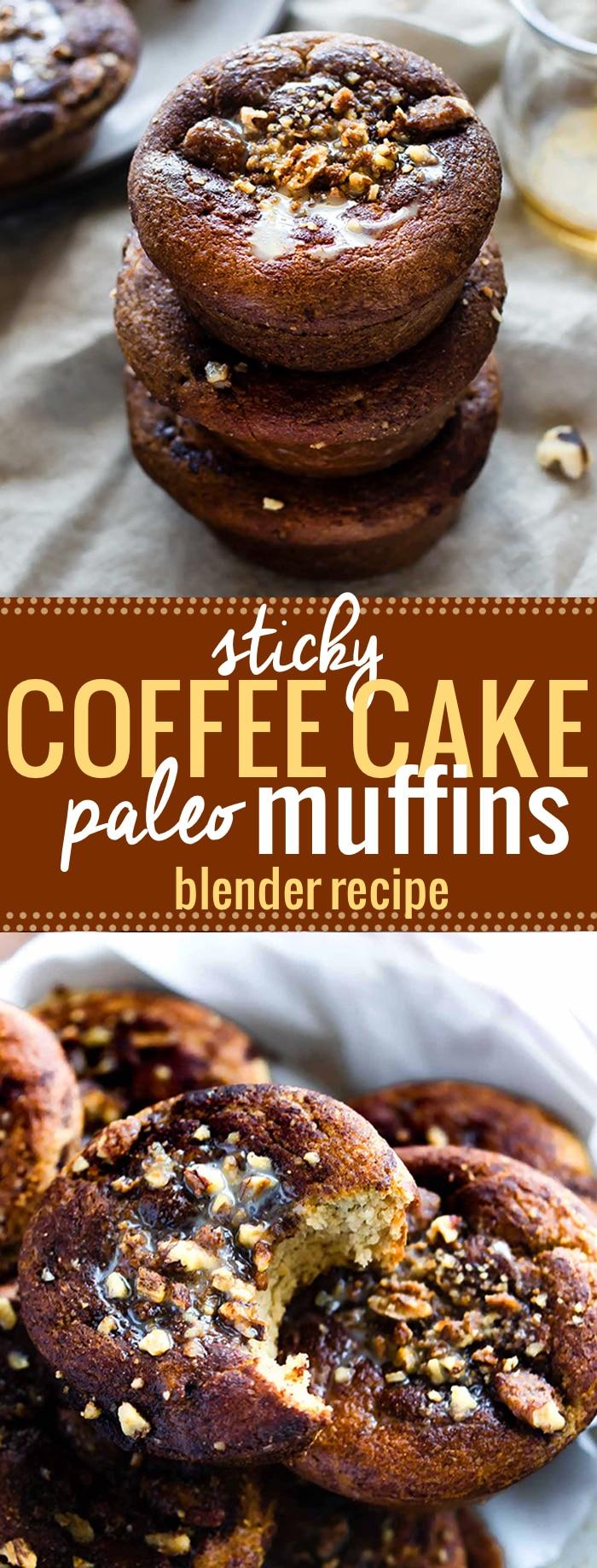 Paleo Spice Cake Muffin Mix