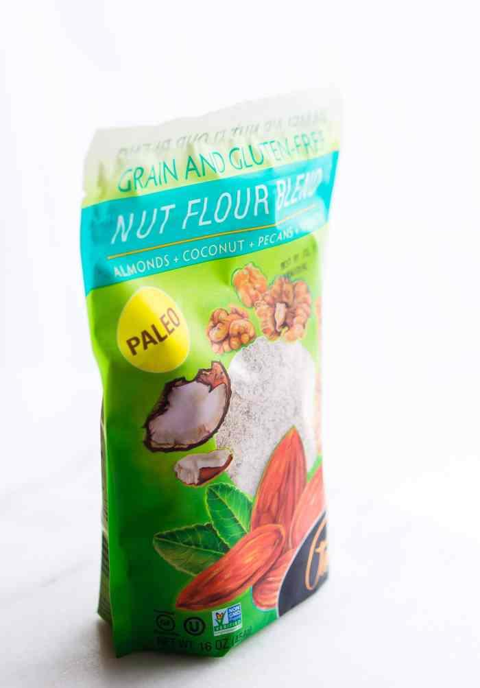 paleo nut flour from Pamela's